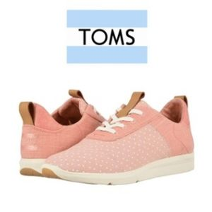2×$40 TOMS Women Cabrillo Sporty Shoes BNWT